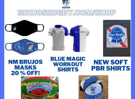 New Arrivals to the NM Brujos Online Store! Shop Today!