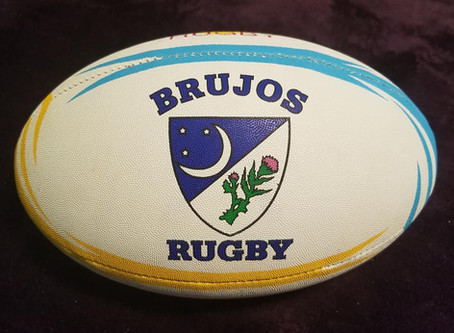 NM Brujos AGM for 2020 Announced, Brujos Donate Balls for Youth Rugby, and Other August Brujos News.