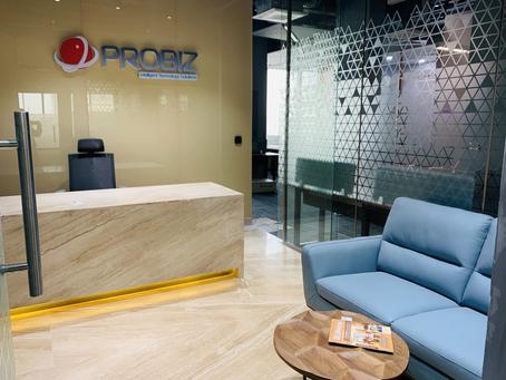 Probiz Experience Center is now open