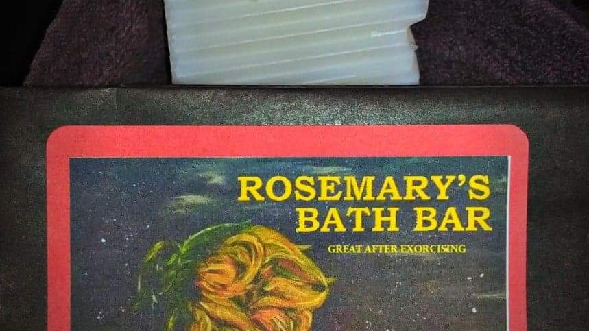 ROSEMARY'S BATH BAR
