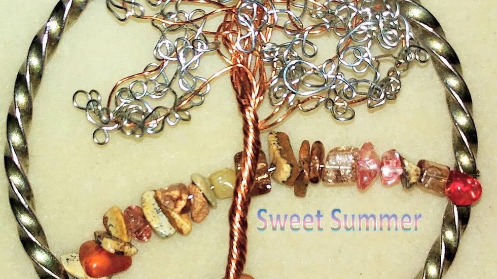 Wire Tree - Sweet Summer