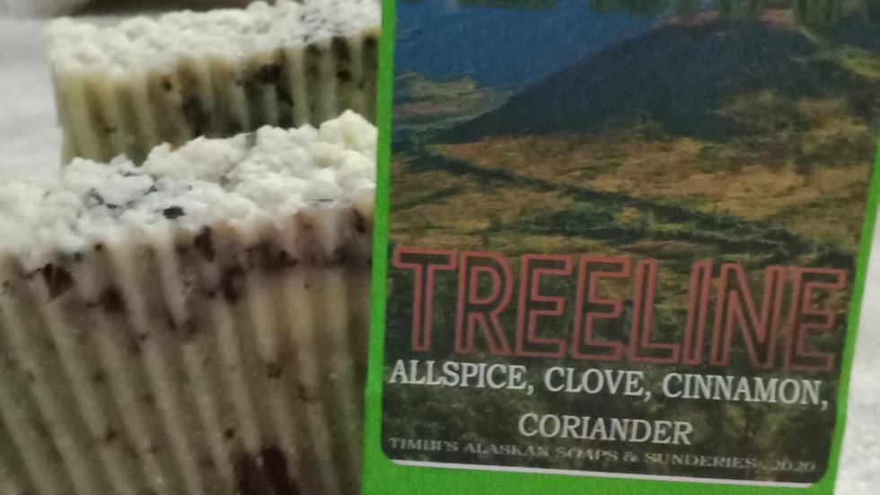 Alaskan Treeline