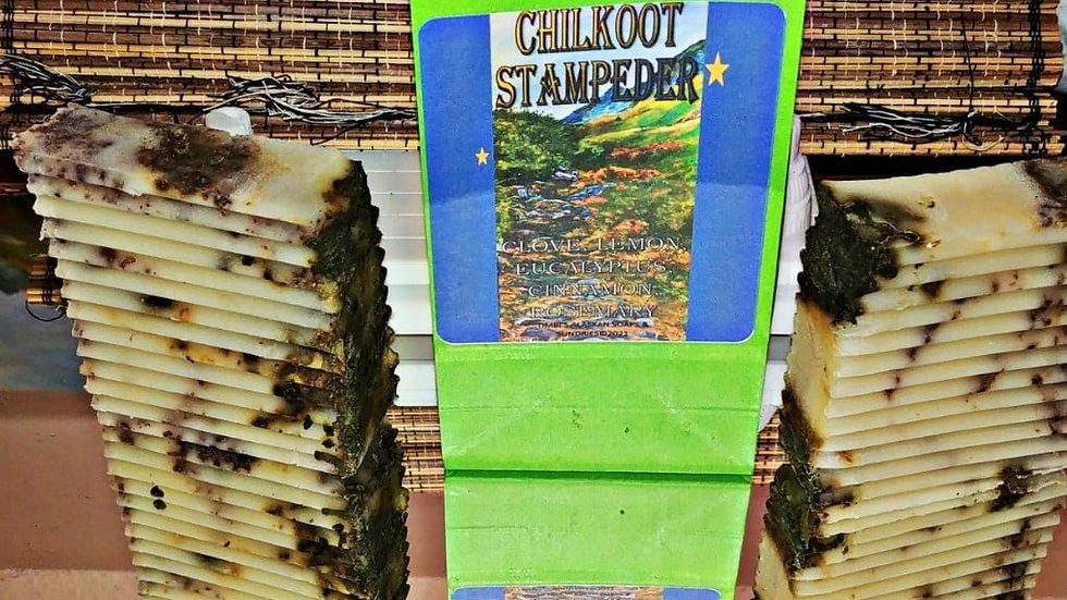 Chilkoot Stampeder Bar