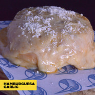 HAMBURGUESA GARLIC