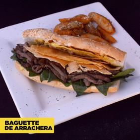 Baguette de Arrachera