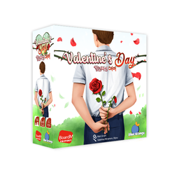발렌타인 데이 박스 3D