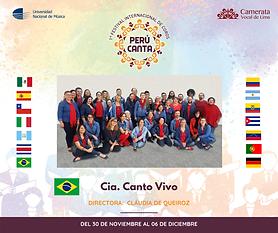 I Festival Internacional de Coros Peru Canta