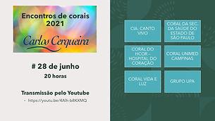Encontro Carlos Cerqueira
