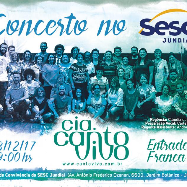 Concerto no Sesc