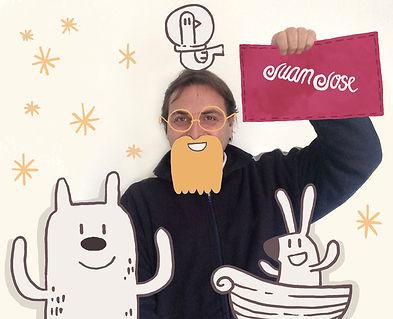 foto de juan josé fernández, ilustrador, ilustración, illustrator, juanjose.cl