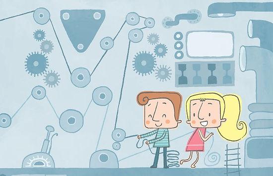 Libro ilustrado, ilustración infantil, juan josé ilustrador