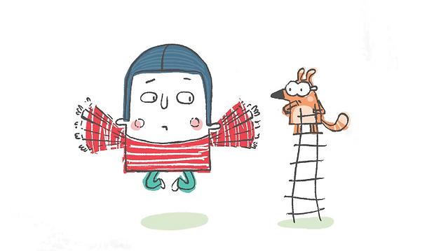 juan jose ilustrador, ilustración infantil, Libro, Circo, mascota y amigos