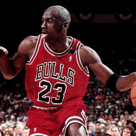 What's Between The GOAT Michael Jordan And Being A Startup Founder?