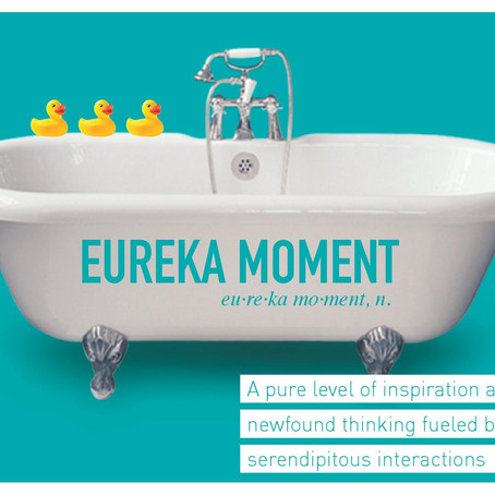 The Eureka Moment