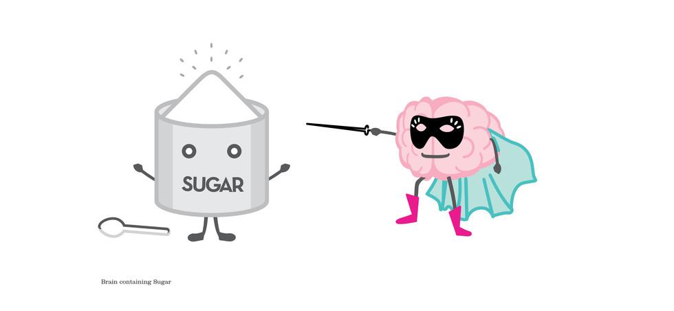 CogniDiet Sugar Slayer Subdues Sugar