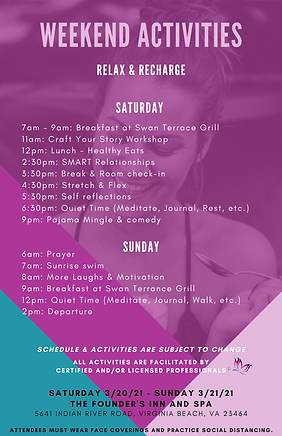 NMFF_Women's Wellness Weekend_Eventbrite