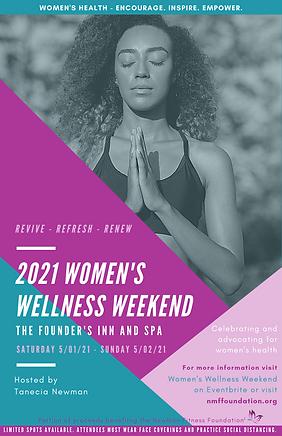 NMFF_Women's Wellness Weekend_pg1-Date c