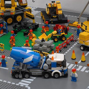 Lego and Hornby to deliver next phase of HS2