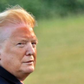 """""""Orange Lives Matter Too"""" Declares Trump"""
