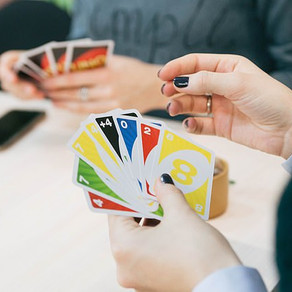 +16,000 UNO Card Played by Public Health England