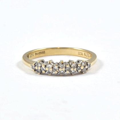 9ct Diamond (0.20)