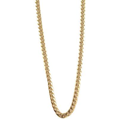 """9ct Curb Chain (20"""")"""