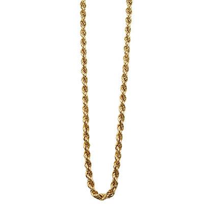 """9ct Rope Chain (24"""")"""