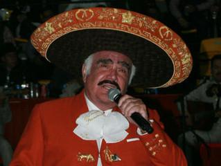 Vicente Fernández presenta su más reciente sencillo discográfico. Mariachi Eclipse mexicano