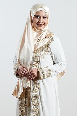 Not My Mother's Baking Cast - Siti Mastura Alwi