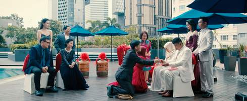 Not My Mother's Baking Movie Still - The tea ceremony