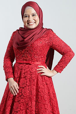 Not My Mother's Baking Cast - Sarah Ariffin
