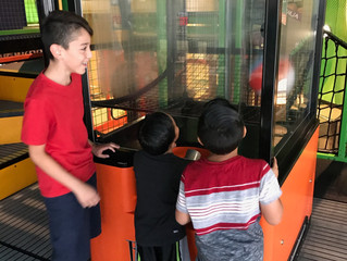 Summer Fun at the Discovery Museum