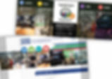 Gestatung, Layout, Satz, Bildbearbeitung, Messestand, Banner, Messewand, Möbelbeschrftung, SAE Institute Zürich