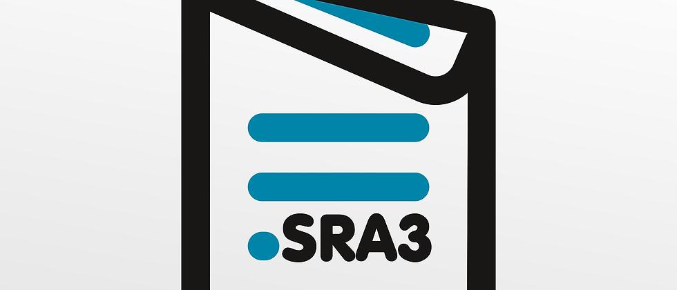 DIN SRA3 100 g/m2, farbig, 2-seitig