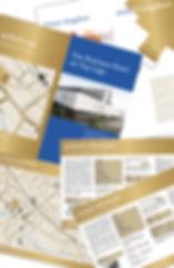 Grafik, Gestaltung, Produktionskoordination, Hotelbroschüre, Factsheets, Hotel Map, Hotel Lageplan, Hotel illuster Uster