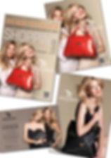 Gestaltung, Satz, Bildbearbeitung, Inserat, Anzeigen, Modeaccessoires, Taschen, Katalog, Maison Mollerus AG