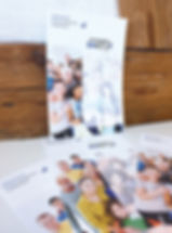 Gestaltung, Satz, Bildbearbeitung, Produktionskoordination, Gottesdienst beWEGt Flyer, Gottesdienst beWEGt Plakat, Evangelisch-reformierte Kirchgemeinde Winterthur-Mattenbach
