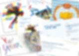 Gestaltung, Satz, Bildbearbeitung, Produktionskoordination, Briefpapier, Couverts, Visitenkarten, Inserat, Werbeblache, Solderbond Licht GmbH