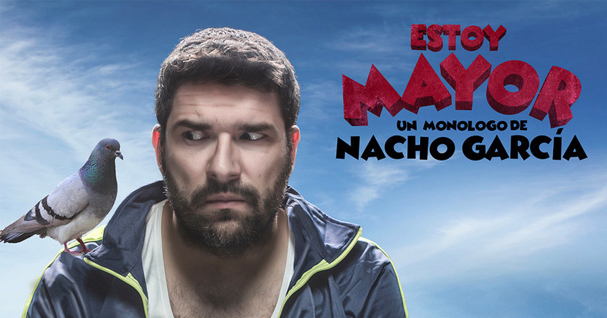 NACHO GARCÍA - ESTOY MAYOR