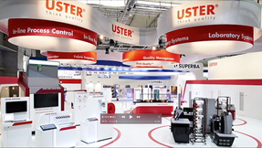 Messestand – Uster Technologies AG