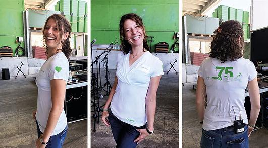 Grafik, Gestaltung, Produktionskoordination, Jubiläumsshirt, Jubiläums T-Shirt, Maag Recycling AG