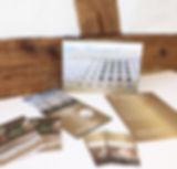 Grafik, Gestaltung, Produktionskoordination, Gutschein, Kaffeegutschein, Keycard Mäppchen, Check-In Mäppchen, Schlüsselkarte-Mappe, Check-in-Folder, Bewertungsfragebogen, Informationsblatt, Flyer, Hotel illuster Uster, Einkaufszentrum illuster Uster