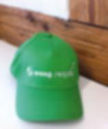 Grafik, Gestaltung, Produktionskoordination, Jubiläums Cap, Hut, Give Away, Maag Recycling AG
