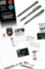 Gestaltung, Satz, Banner, Werbeartikel Kugeschreiber, Giveaway, Einladung Tag der offenen Tür, Einladung Abend der offenen Tür, Briefpapier, Visitenkarten, Couverts, Kleber, SAE Institute Zürich