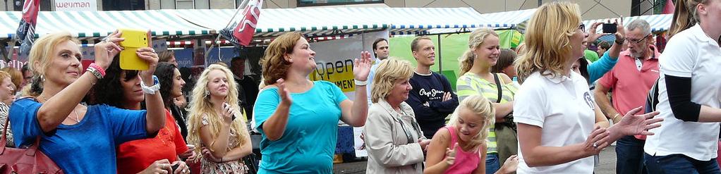 Activiteitenmarkt Houten 2014