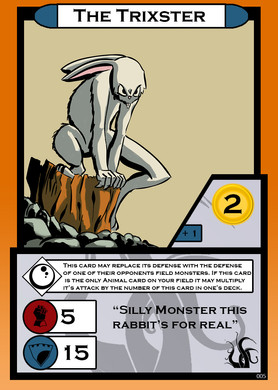 The Trixster Card