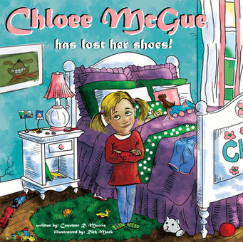 Chloee McGue has Lost her Shoes Cover