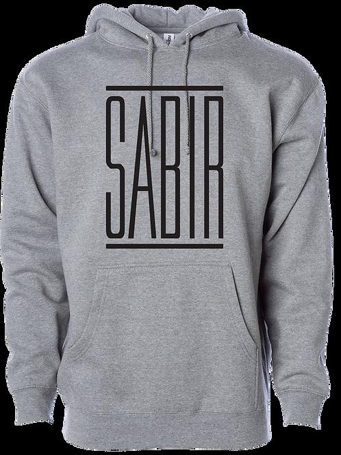 """""""Sabir"""" Hoodie Gray"""