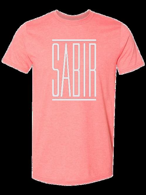 """""""Sabir"""" T-Shirt Coral"""