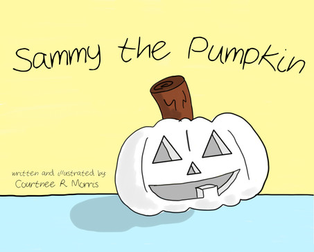 Sammy the Pumpkin Cover